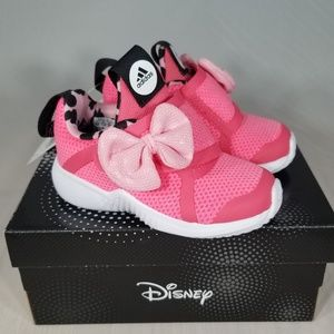 ADIDAS X DISNEY FORTARUN X MINNIE MOUSE SHOES